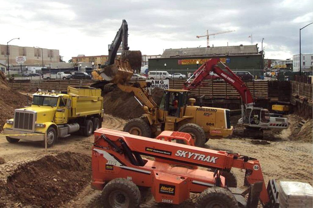 AMG Services - Contamianted Soil Remediation